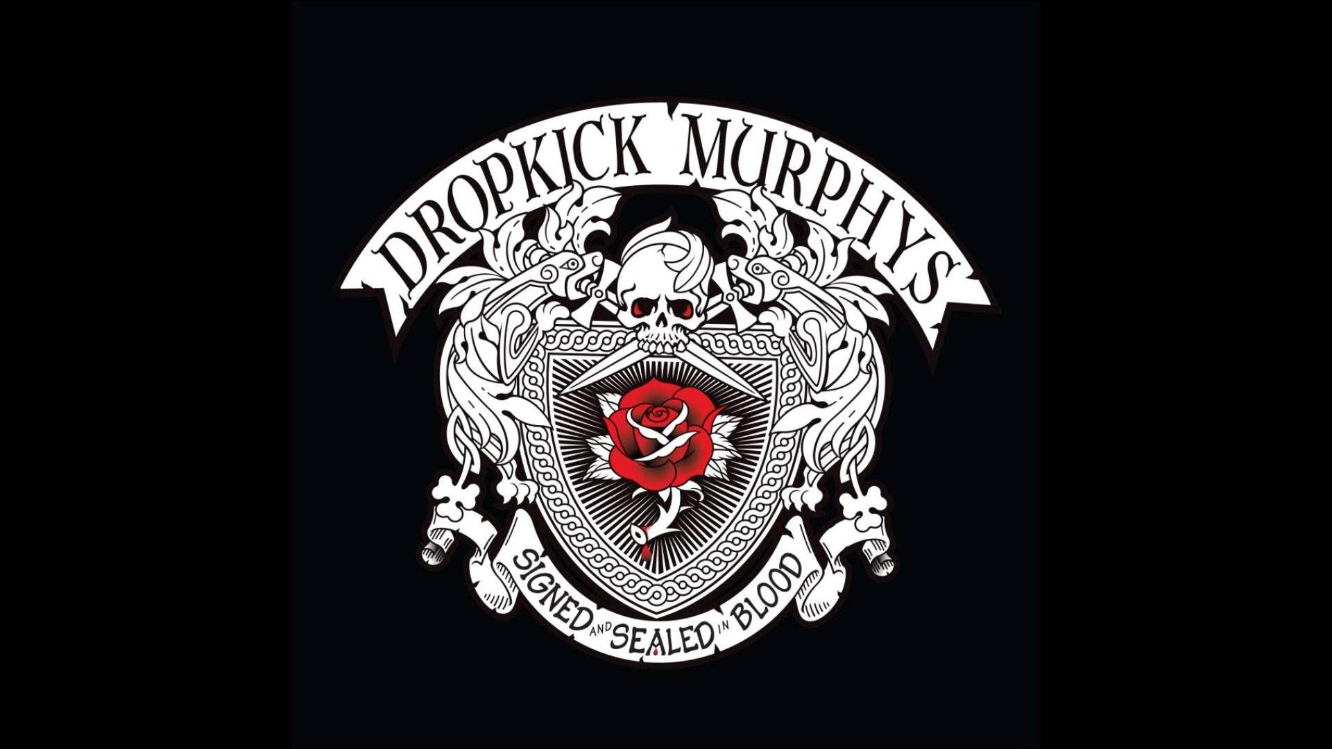 Dropkick Murphys Wallpaper Rose tattoo dropkick murphys
