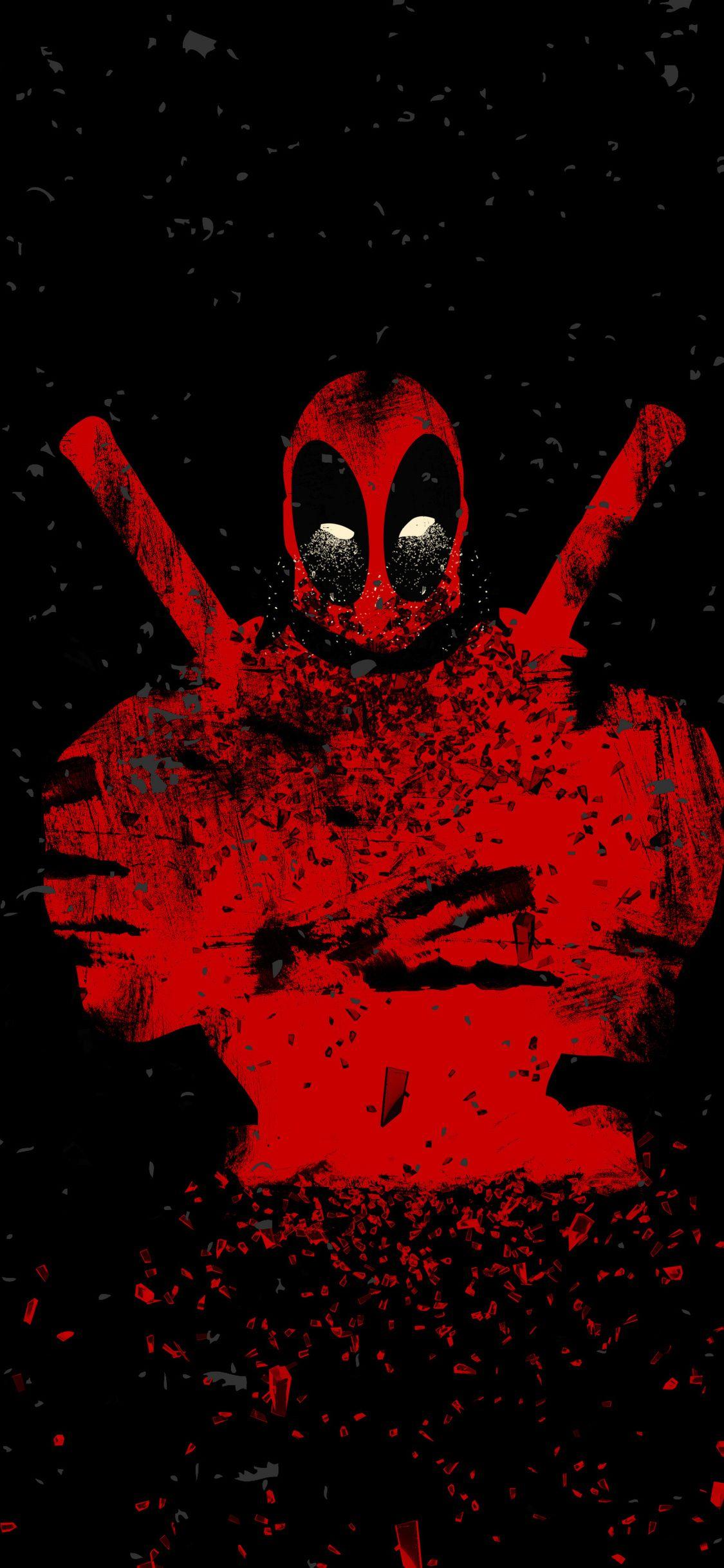 Deadpool Wallpaper 4k Iphone 3D Wallpapers Deadpool
