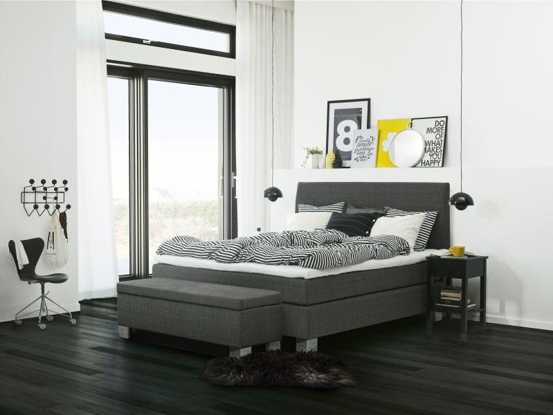 Jensen Model Diplomat Continentalbett Boxspring Bed Bett