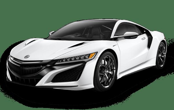2020 Acura Nsx White In 2020 Acura Nsx Nsx Acura Sports Car