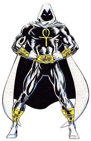 Moon Knight (Character) - Comic Vine   Moon Knight Custom Images