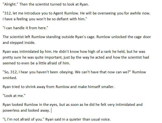 Ryan scene part 5 (this is NOT connected to any of my other stories