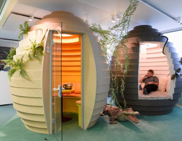 office meeting pods. Contemporary Office LAOROSA  DESIGNJUNKY Creative Office Meeting Pods 23pics With Pods