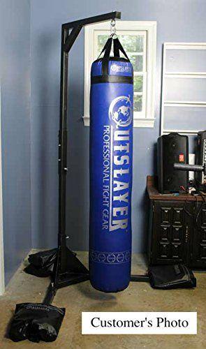 Amazonsmile Muay Thai Heavy Bag Stand 350lbs Capacity