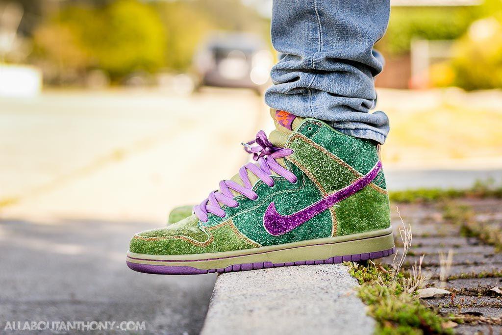 Nike Dunk High Premium SB \