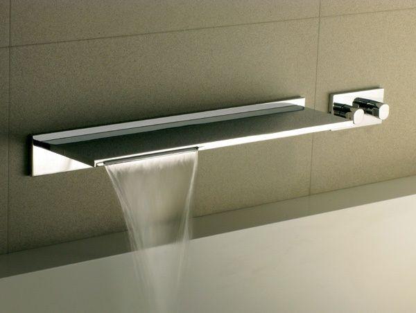 Bocca d\\\'erogazione con mensola per vasca o lavabo Orizzonti ...