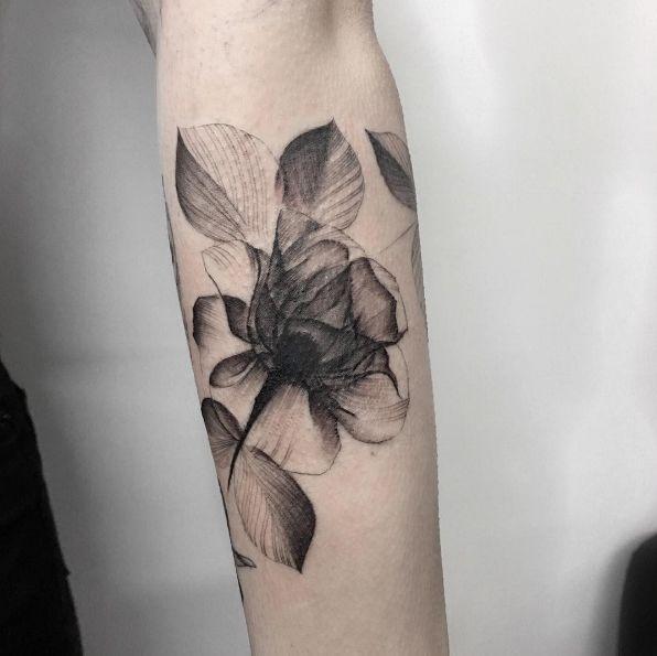 Pin By Chey On Tattoos Tattoos Flower Tattoos Shoulder Tattoo