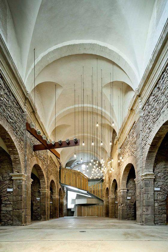 David Closes Architect-Church of Sant Francesc