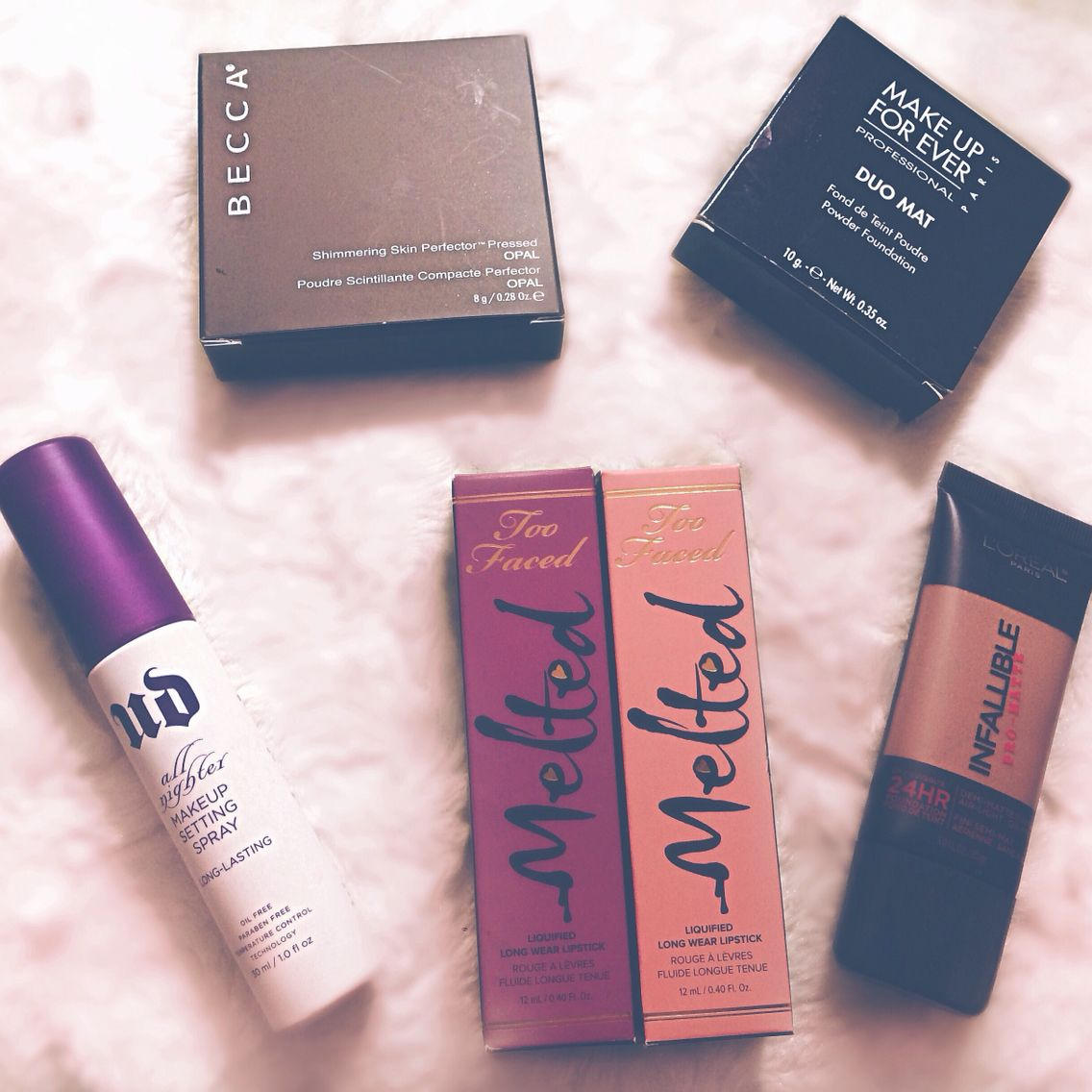 Sephora Mini Haul Mini makeup shopping from Sephora and