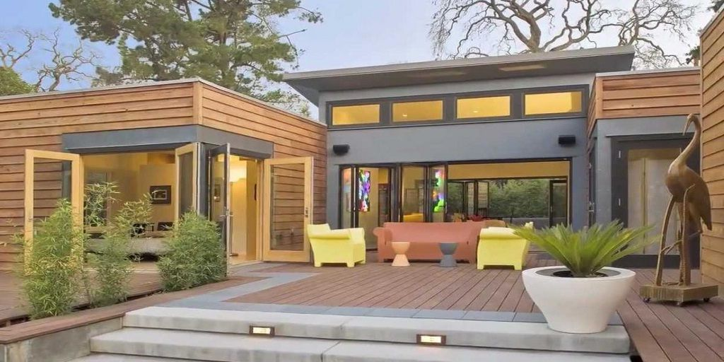 Modern Home Terrace Design Most Popular 2018 2019 Modern Modular Homes Modern Prefab Homes Modular Home Designs