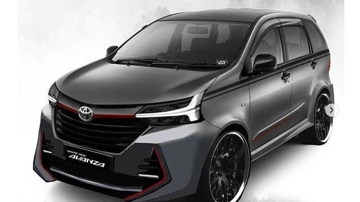 Estimasi Harga Termurah Toyota Avanza Baru Rp 200 Juta Modifikasi Mobil Toyota Mobil
