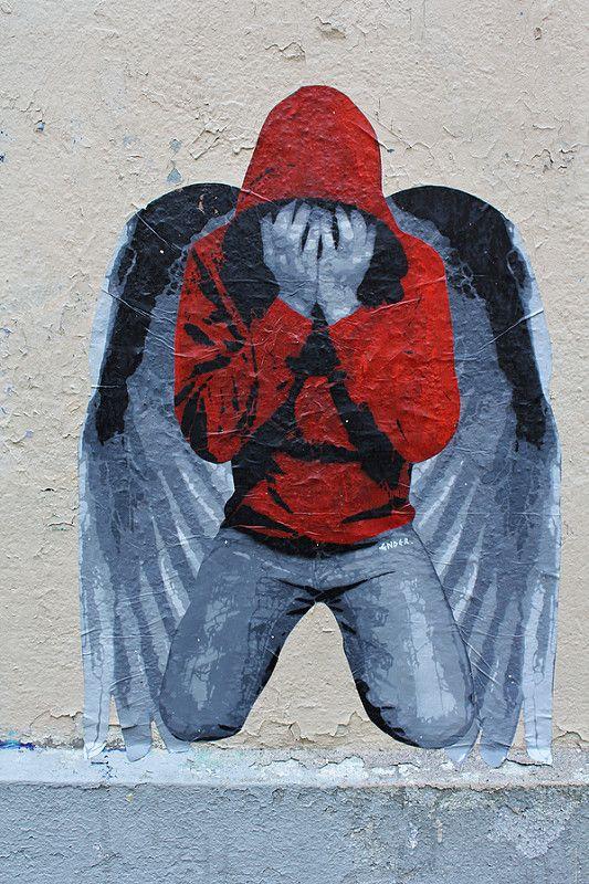 Ender Street Art (Paris, France)