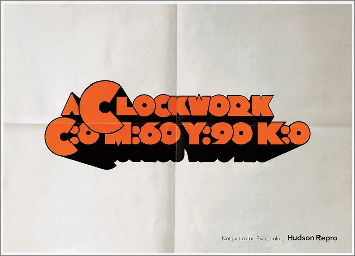 By Saatchi New York For Hudson Repro A Clockwork Not Just Color