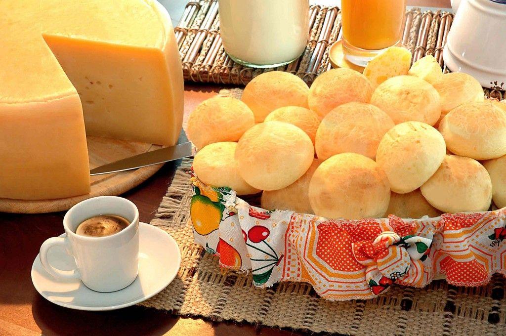 """""""Pão de Queijo"""" (Cheese Bread) in Belo Horizonte"""