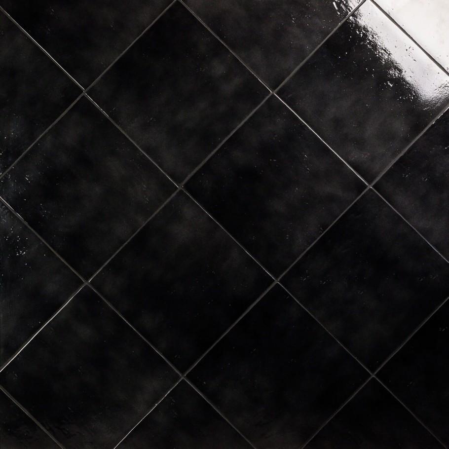 Cavallo Overcast 14x14 Porcelain Tile In 2020 Porcelain Tile Black Porcelain Tiles Porcelain