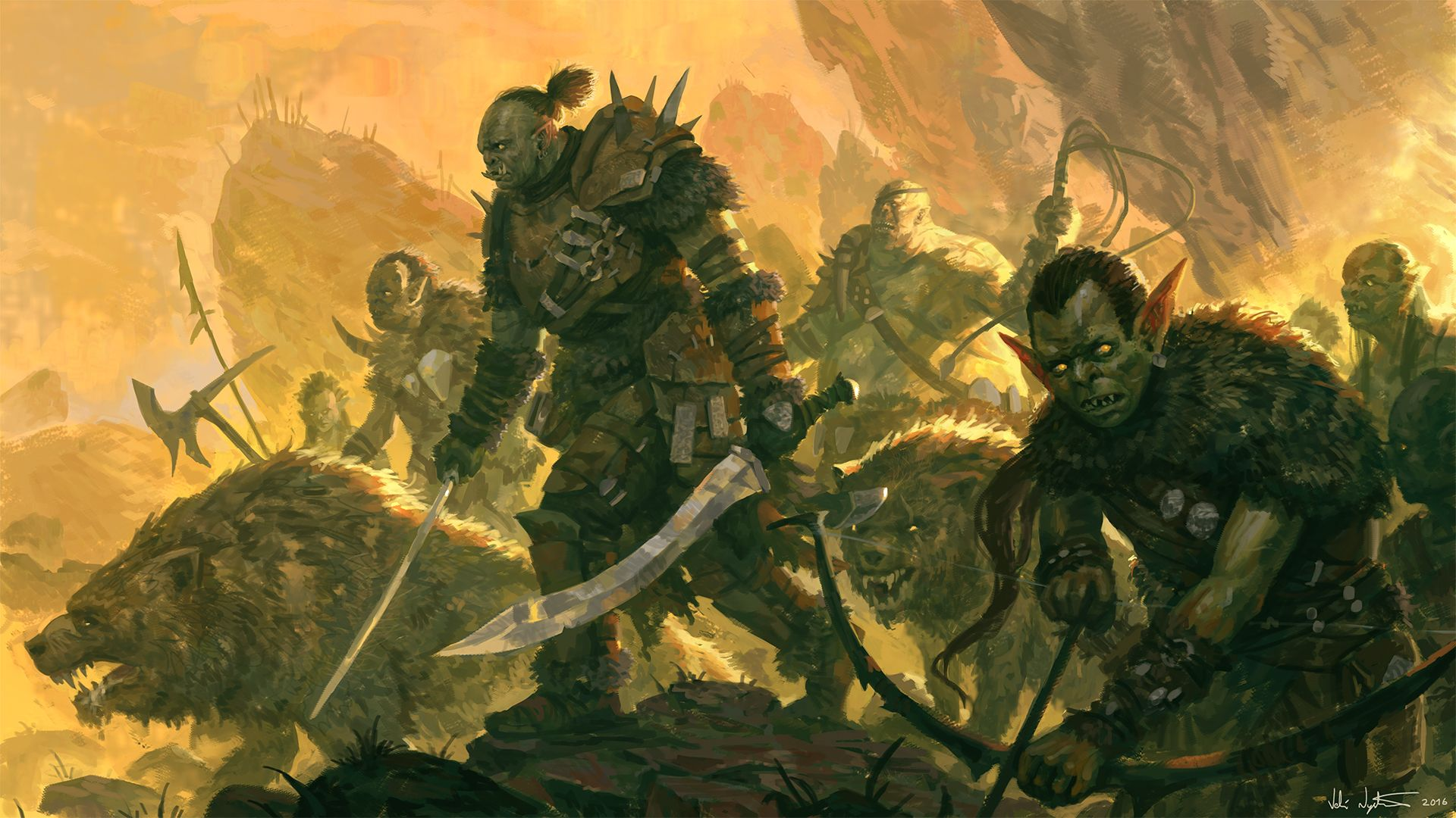 27++ Orc army info
