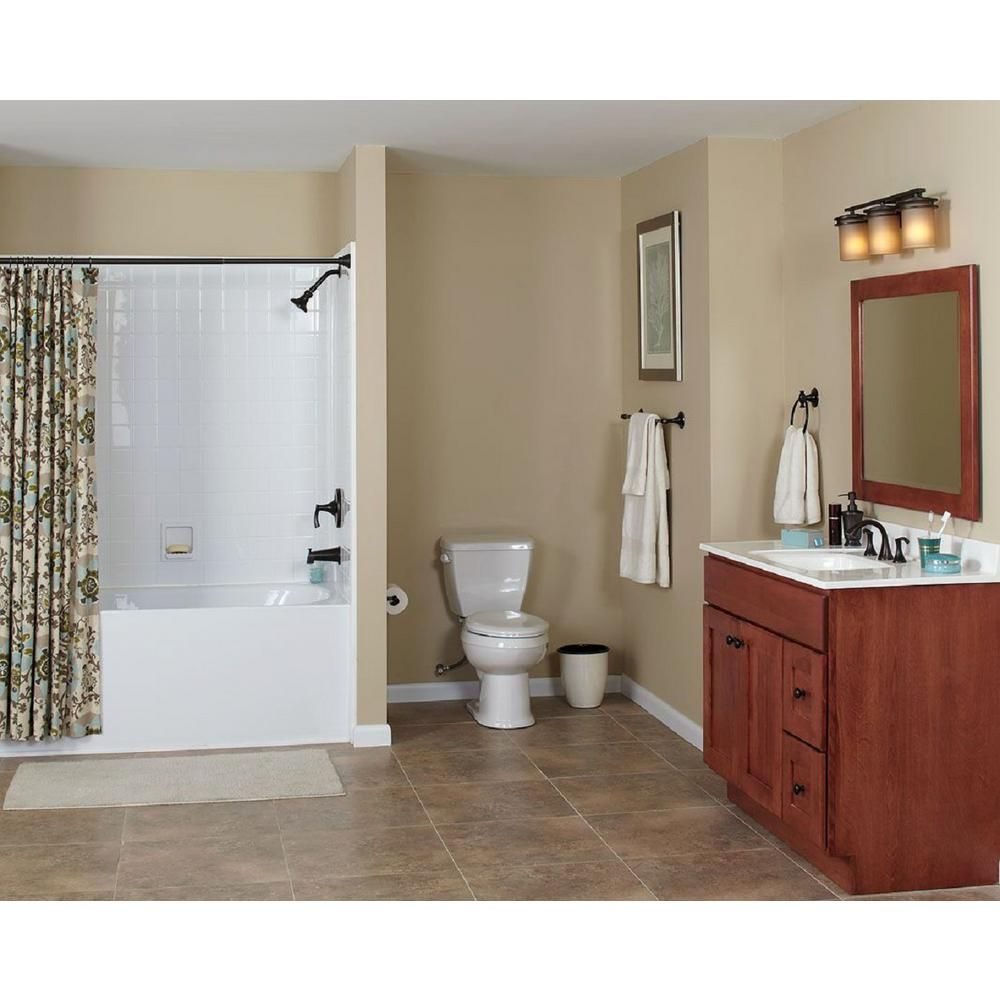 The Home Depot Custom Installed Bath Liners Hdinstbl The Home