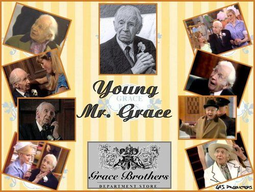 Are You Being Served?  Mr. Grace