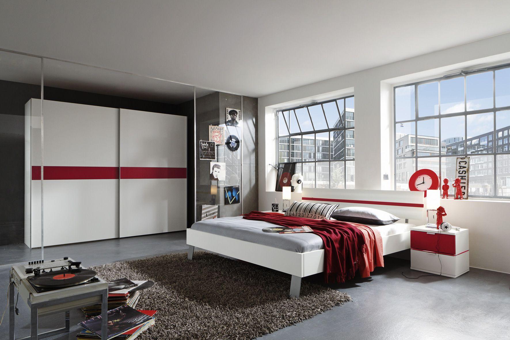 Ein Schuss Leidenschaft für Ihr Schlafzimmer Futonbett