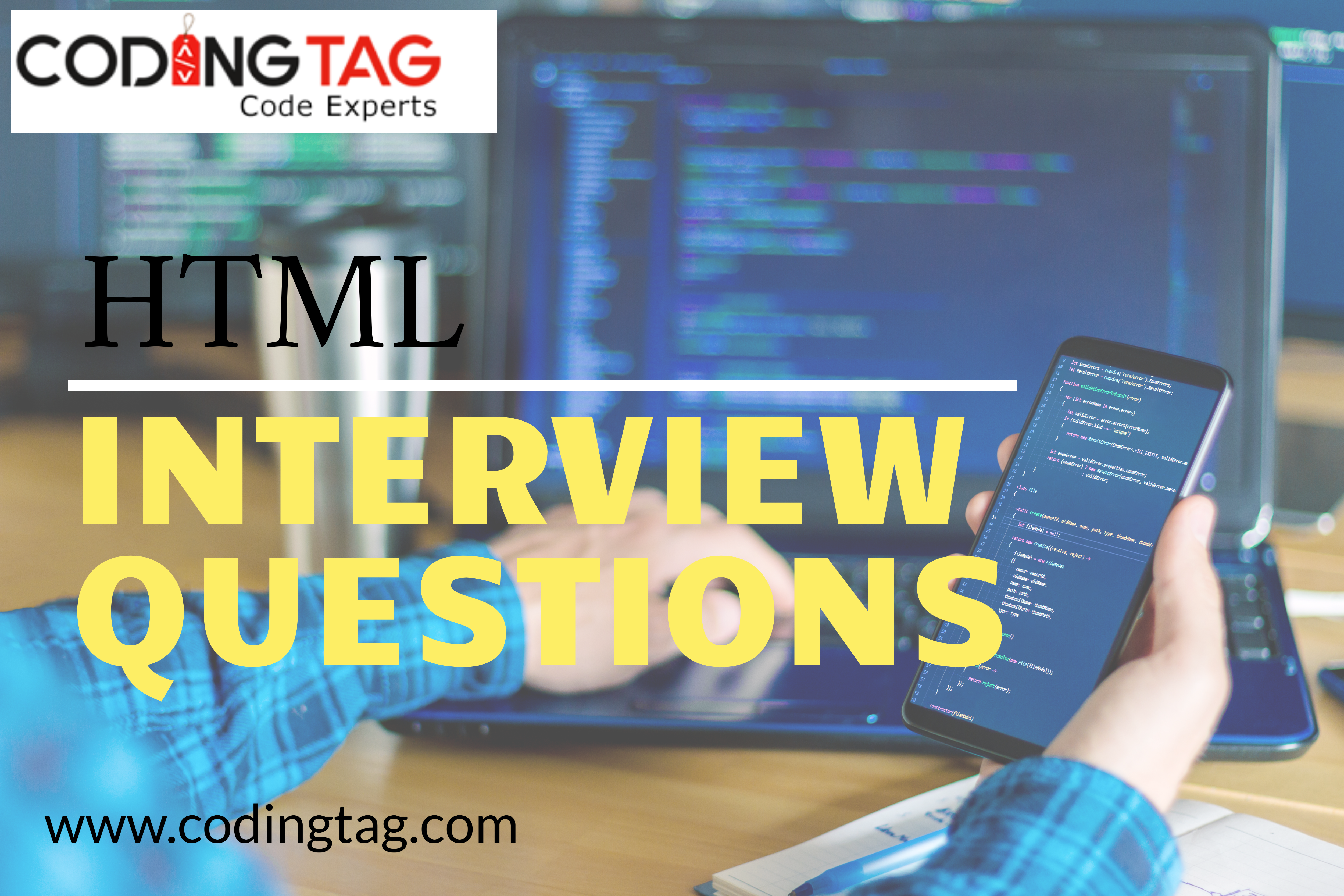 Html Interview Questions For Web Designer 2020 Interview Questions This Or That Questions Interview Questions And Answers