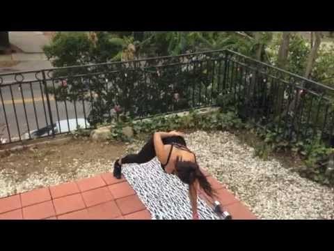 Levanta Pecho (Tonifica Brazos) - CurvyGirls Bootcamp #8 - YouTube