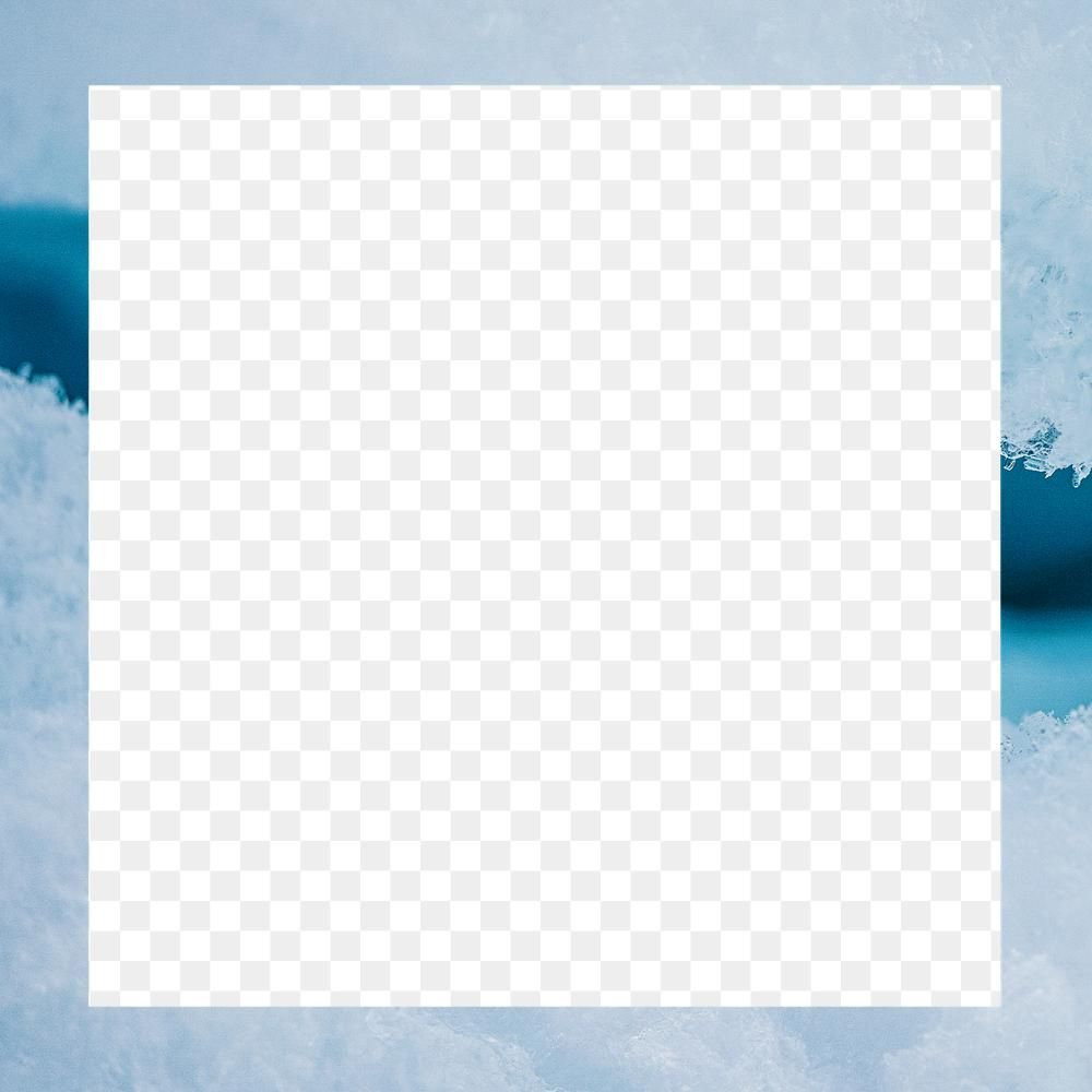 Cracked Ice Sheet Png Frame Free Image By Rawpixel Com Nunny Background Design Frame Png