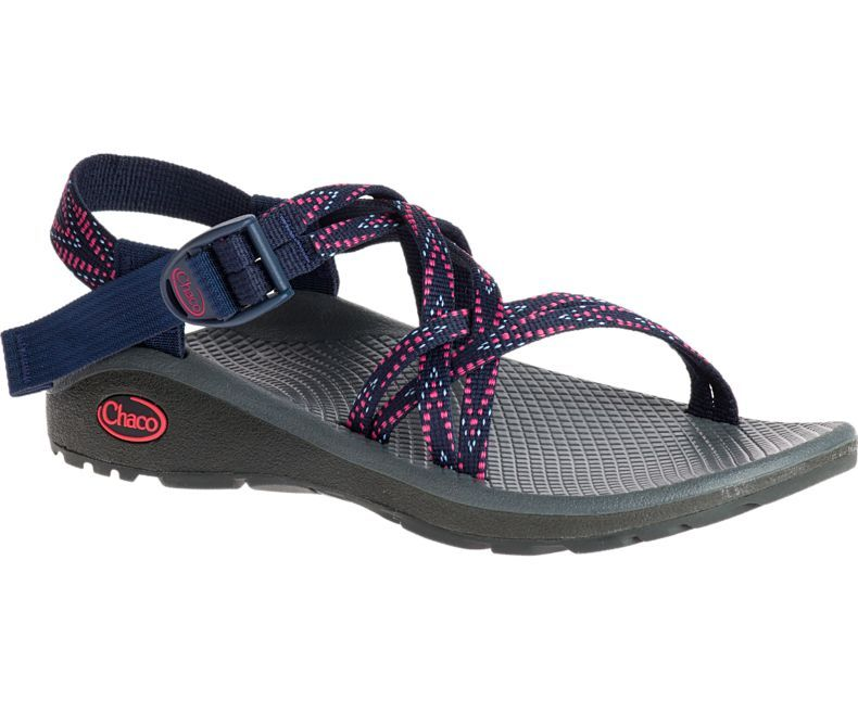 Chaco Women's ZCloud X Action Blue | Sport sandals
