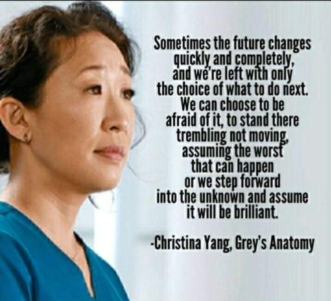 Pin by laila mego on greys anatomy   Grey quotes, Anatomy