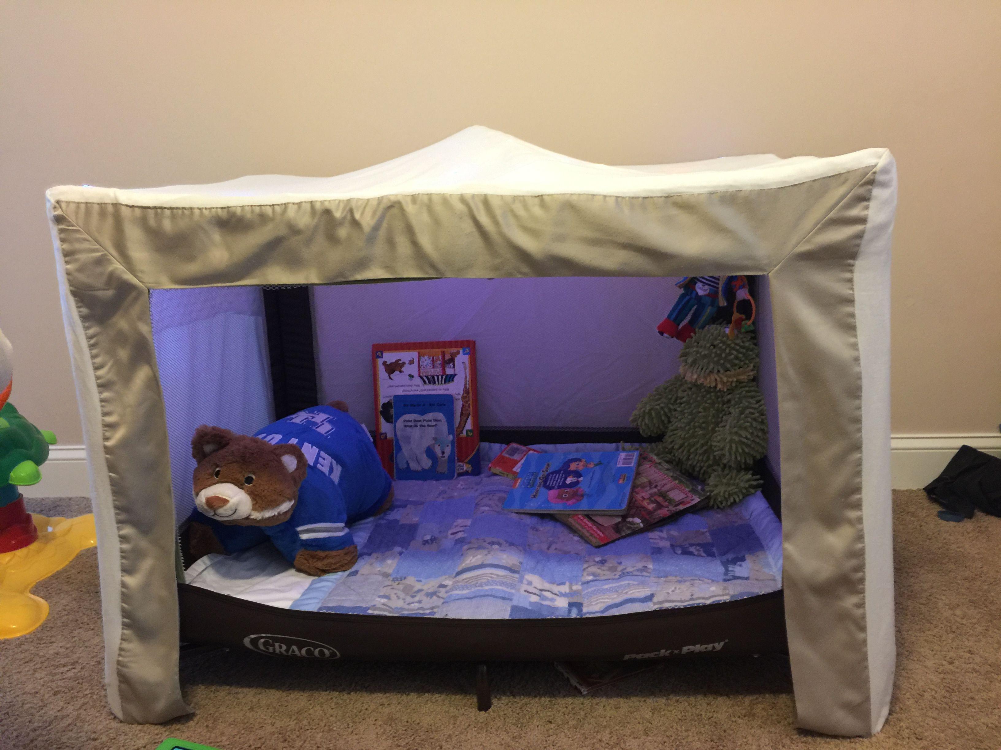 Cozy Portable Playard Tent Cabana Kit Indoor Outdoor Baby Play & Portable Playard Tent Plus Cabana Kit - Best Tent 2018