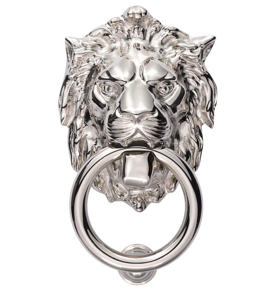 Lion Door Knocker | Lion door knocker, Doors and Front doors