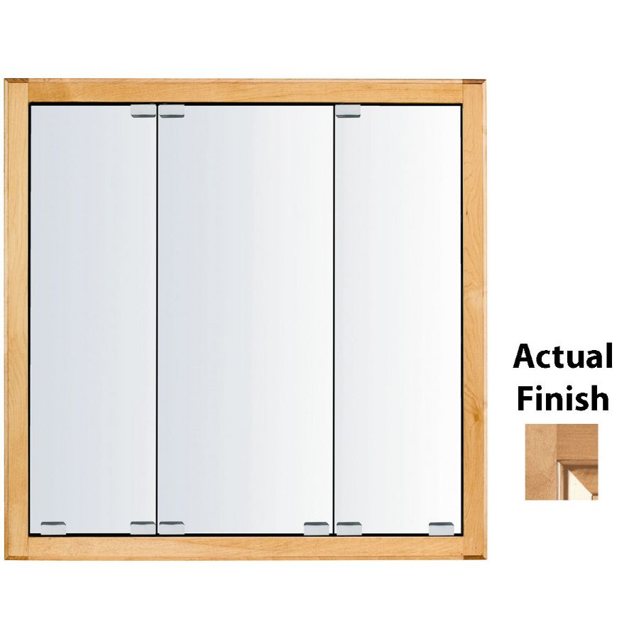 Kraftmaid Traditional 47 In X 28 In Square Surface Recessed