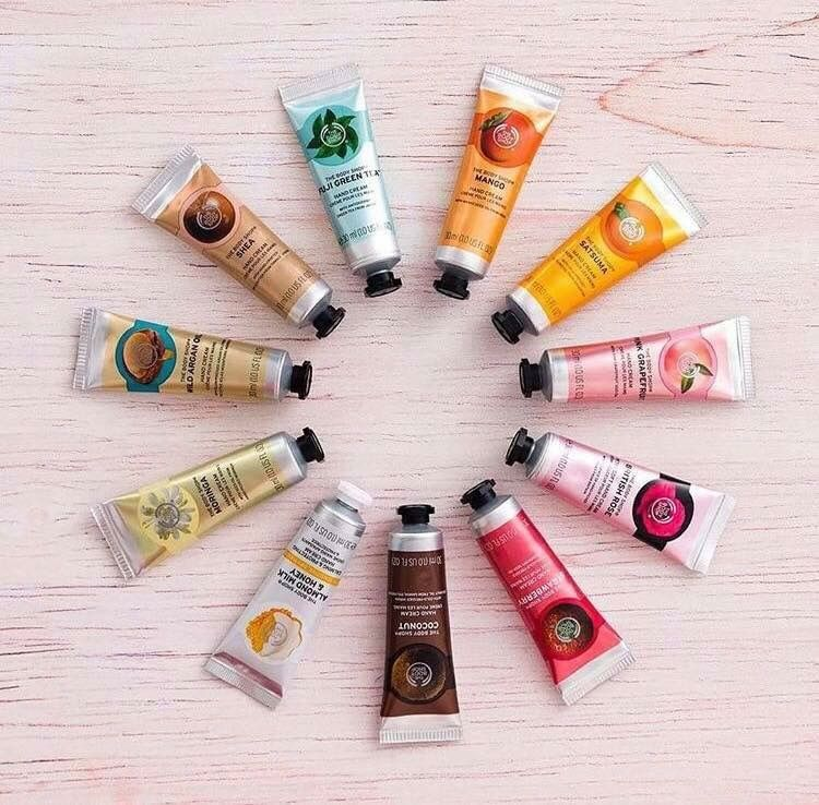 Pin By Alina Sipari On The Body Shop In 2019 Body Shop Skincare