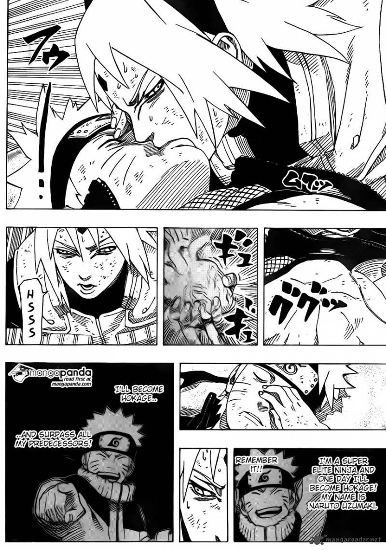 Naruto Shippuden 663 Manga Online