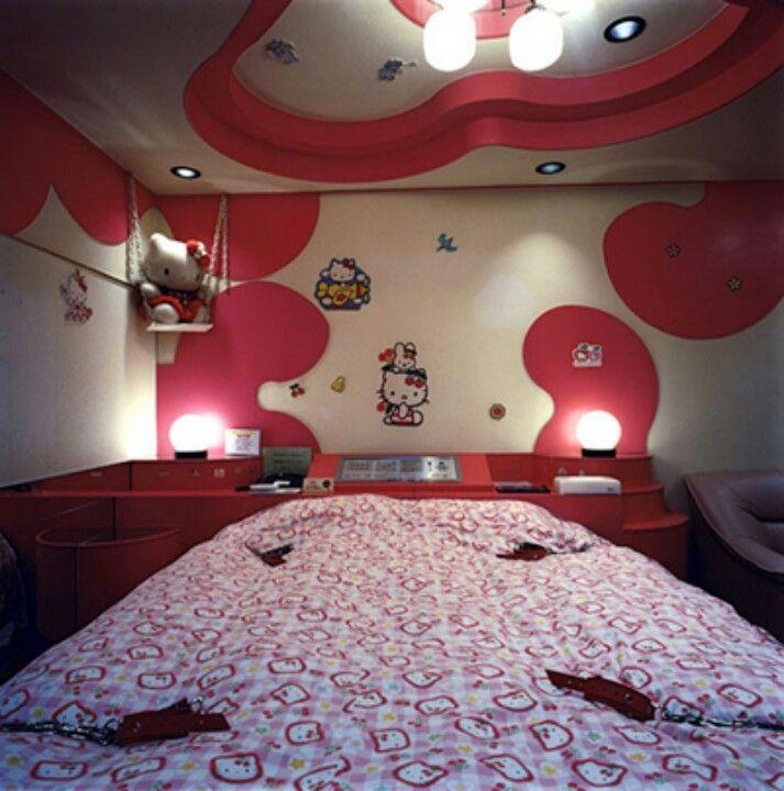 hello kitty s room at hotel adonis osaka!!! love for hello kittyhello kitty s room at hotel adonis osaka!!!