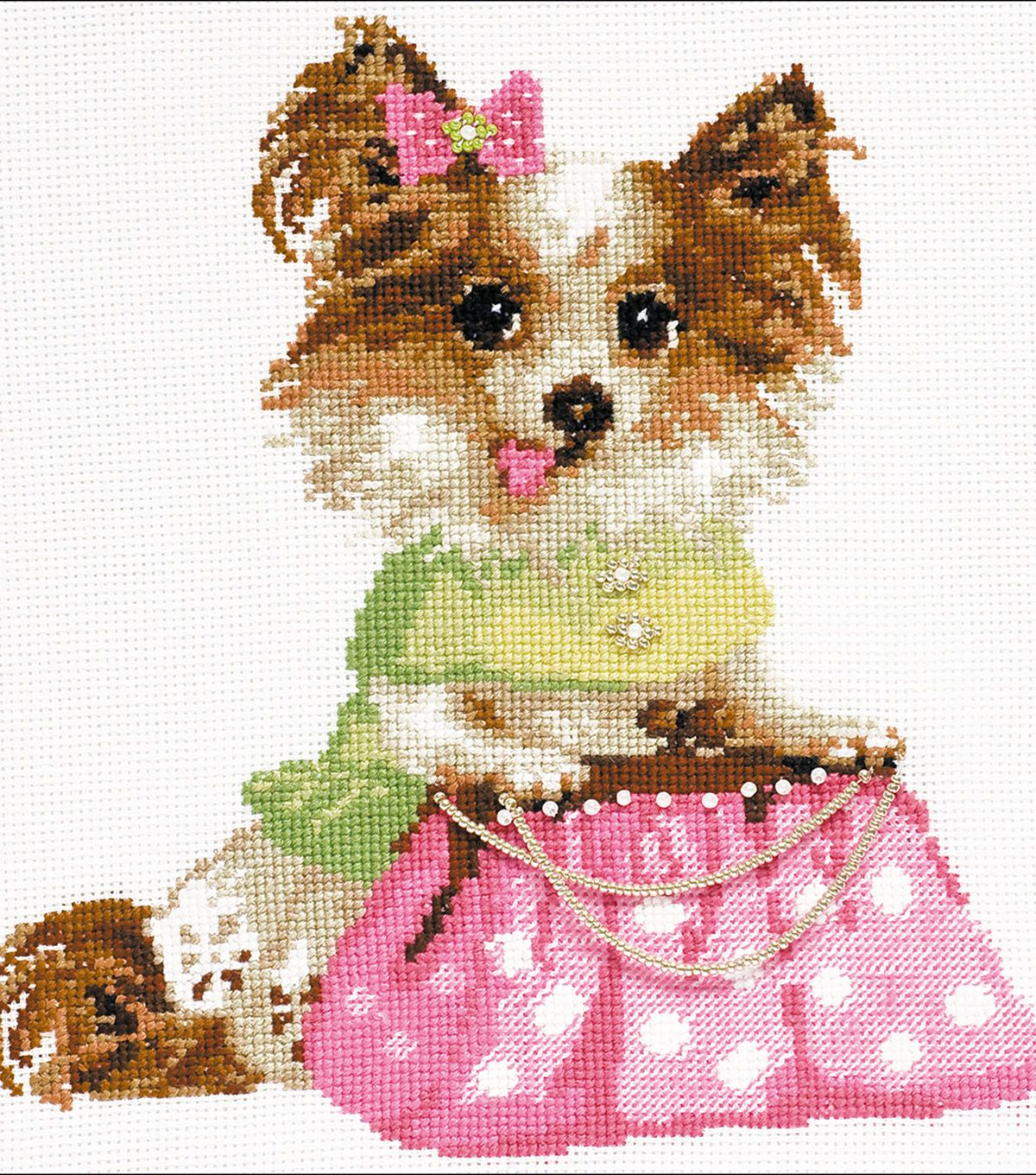 Dogs RIOLIS Counted Cross Stitch Kits