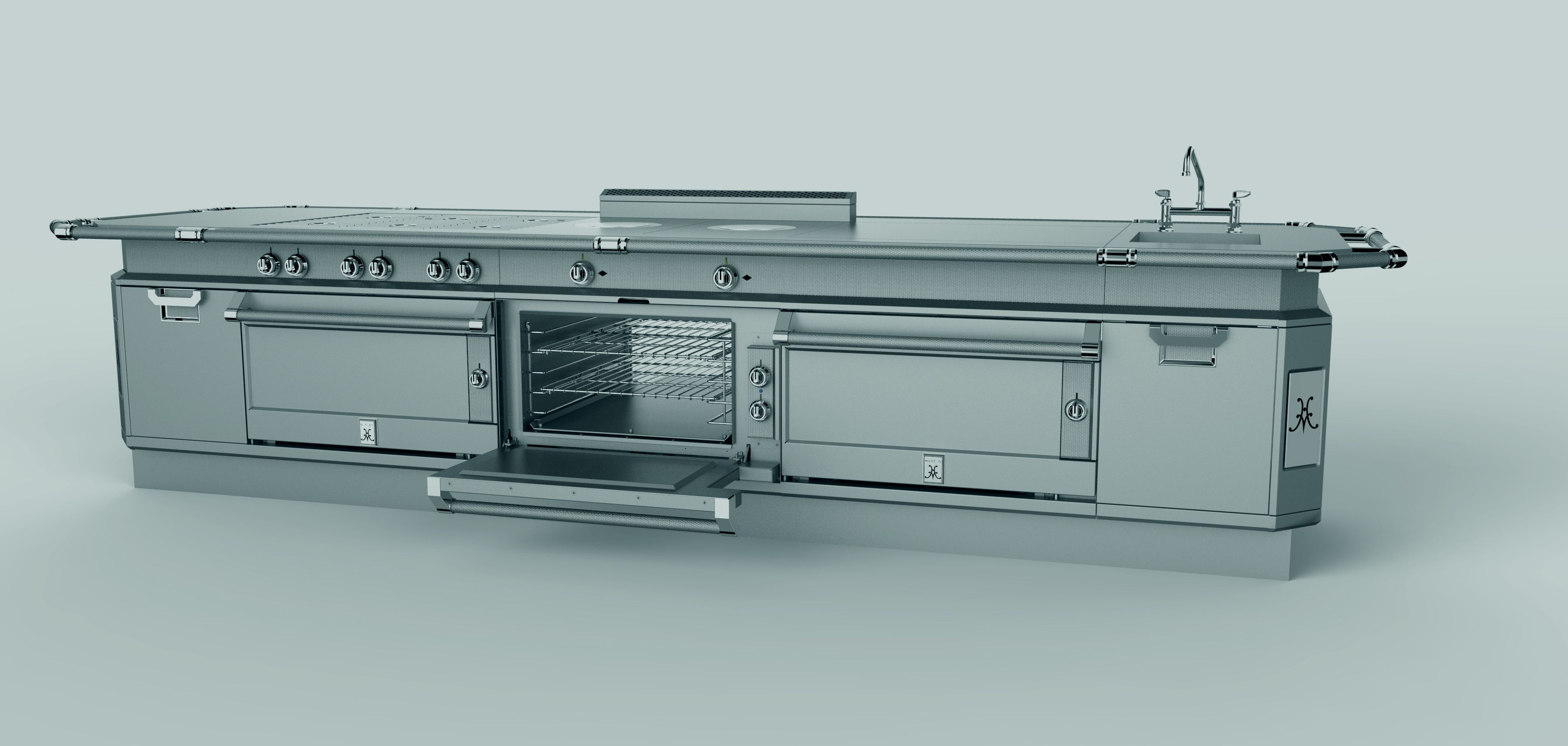 dream kitchen range Custom Lineups | Hestan Commercial | Commercial ...