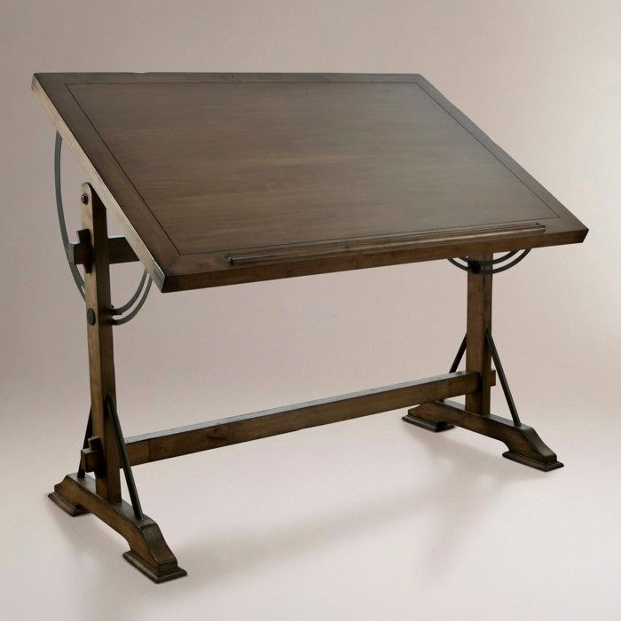 Drafting Desk From World Market Bargain Price Pricey Looks Http