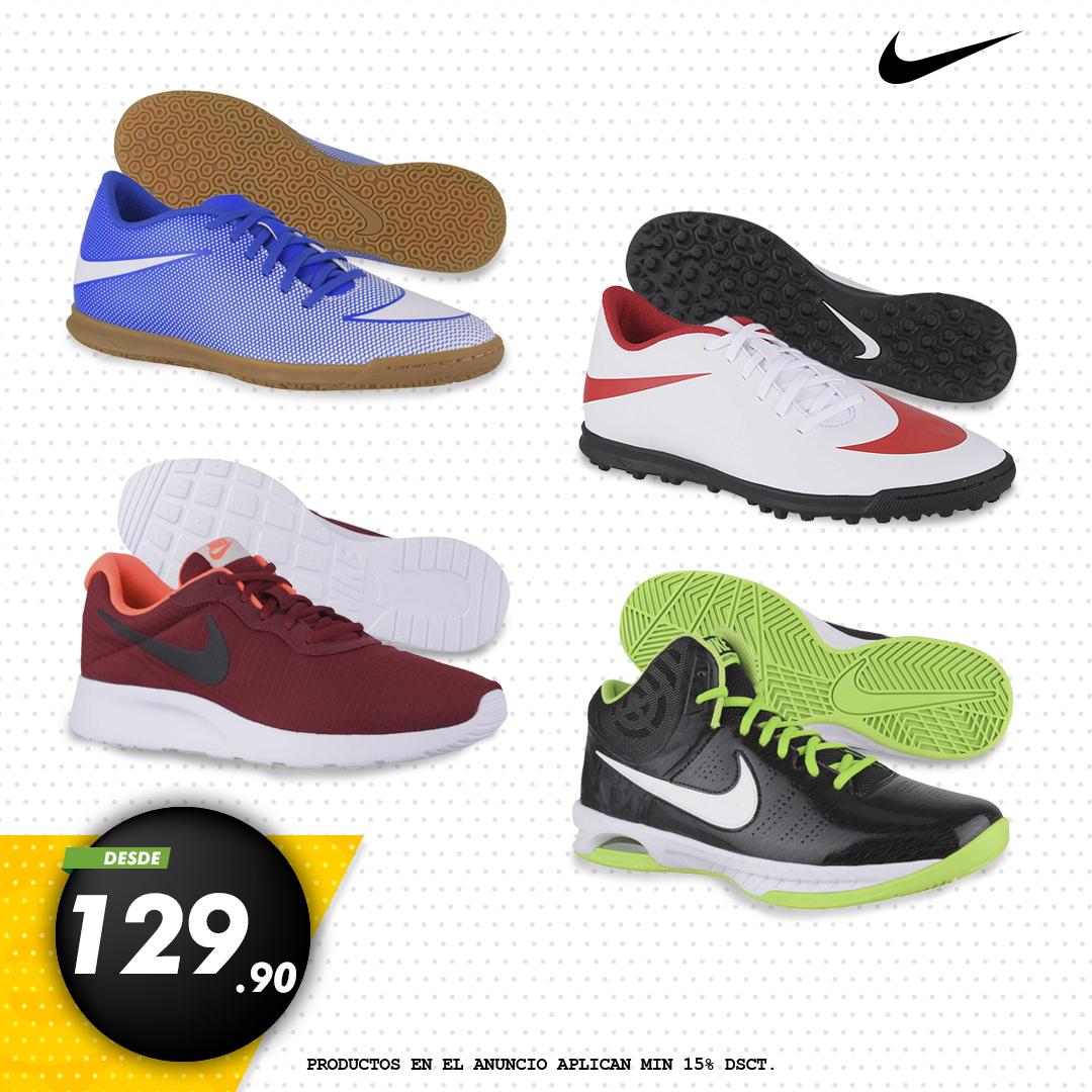 eDays Hasta el 20 Set. Zapatillas Nike Hombres Platanitos ...