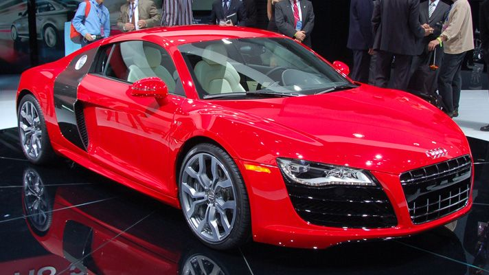Red Audi R8   Ridin dirtyyy  Pinterest  Cars News and Love