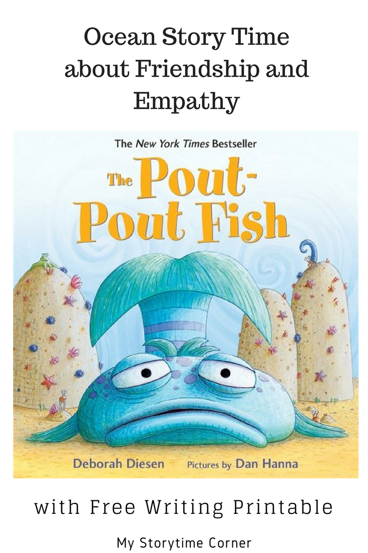 Pout Pout Fish Inspired Early Writing Activity About Emotions And Friendship Preschool Friendship Friendship Activities Preschool Friendship Activities [ 1102 x 735 Pixel ]