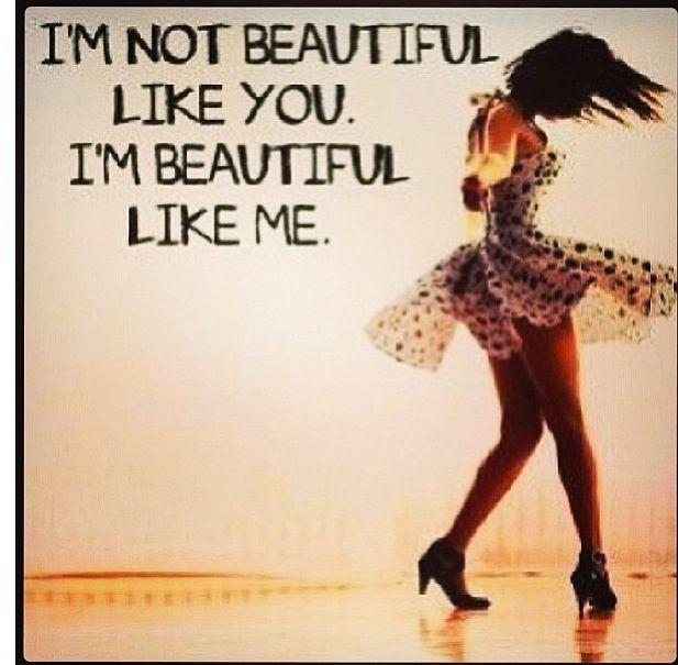 I Am Not Beautiful Like You I Am Beautiful Like Me Words Fall Out Boy Beauty Quotes
