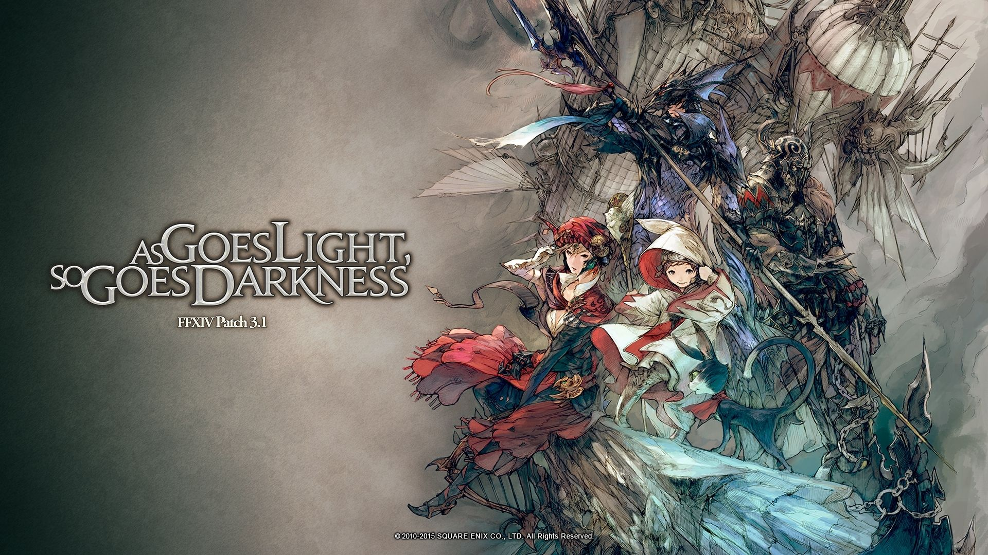 10 New Final Fantasy Xiv Backgrounds Full Hd 1080p For Pc Desktop Final Fantasy Xiv Final Fantasy Lightning Final Fantasy