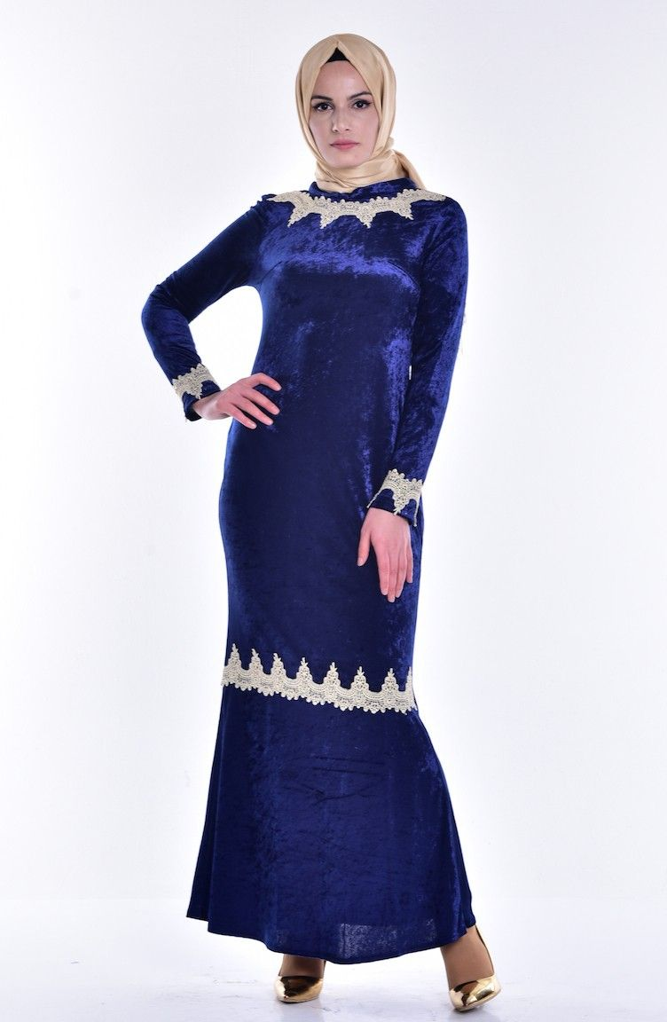 2018 Sefamerve Elbise Modelleri Https Www Tesetturelbisesi Com 2018 Sefamerve Elbise Modelleri Pinarsems Setrinur Gam High Neck Dress Fashion Dresses