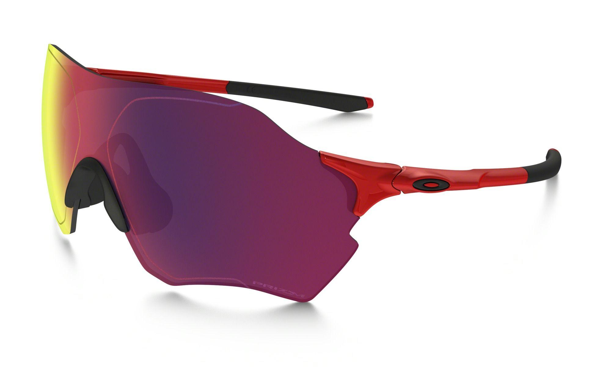 Oakley Evzero Range Sunglasses Infrared/Prizm Road