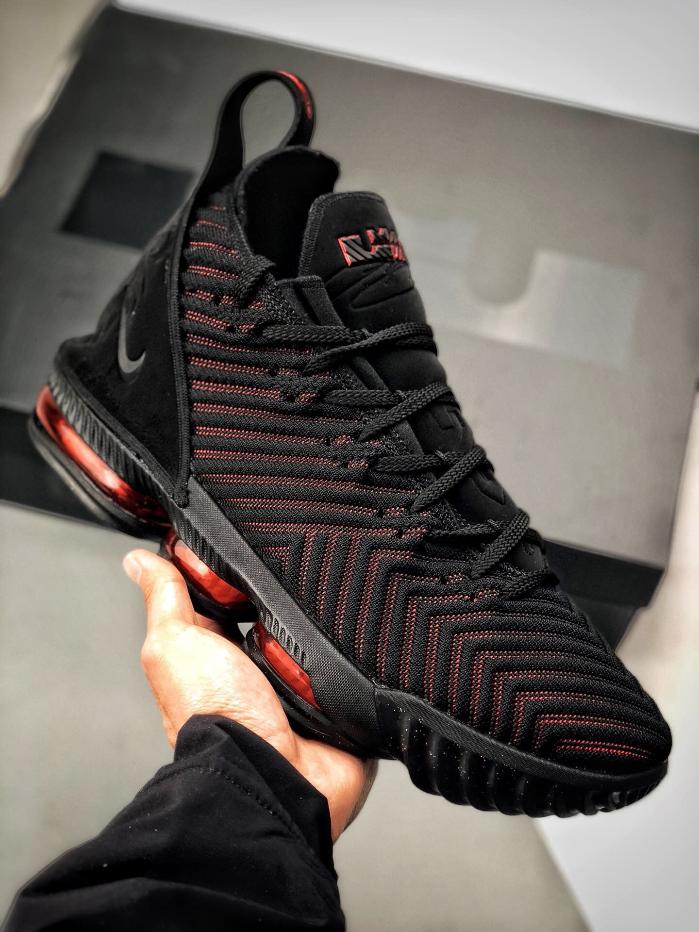 Nike Lebron XVI EP Battleknit 2.0
