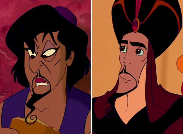 Disney S Heroes And Villains Get Face Swaps And It S