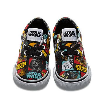 vans star wars toddler shoes