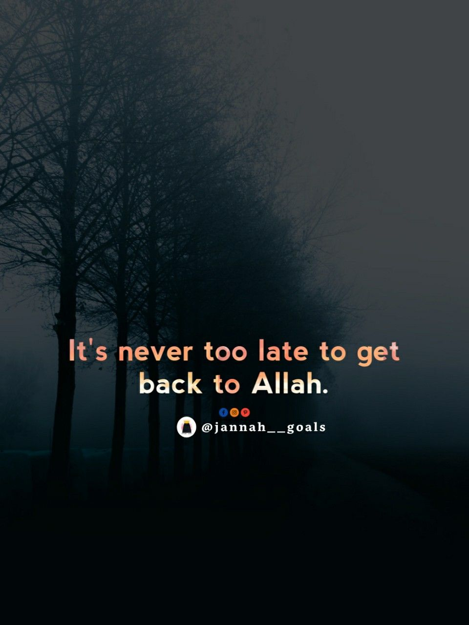 Pin By Jannah__goals On Islamic Quotes In 2020