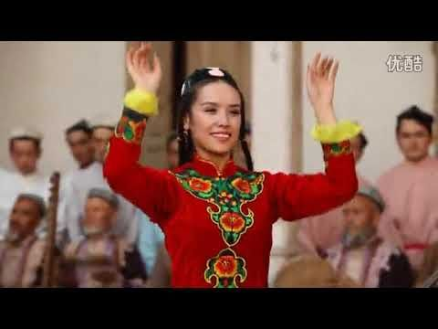 Uyghur folk song - Gulyarxan - YouTube   Folk song, Songs