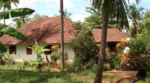 Traditional Style Kerala Farm House